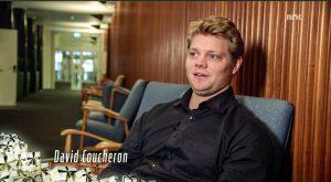 David i intervju med NRK